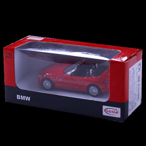 Xe mo hinh 1:40 BMW Z4 license - Rastar VBC-41400