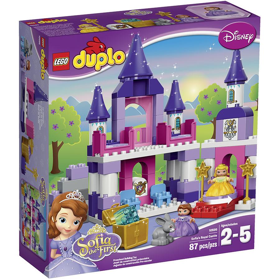 Lego Duplo 10595 - Lau dai Hoang gia Sofia