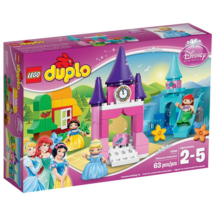 Lego Duplo 10596 - Bo suu tap cong chua Disney