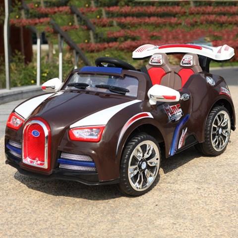 O to dien tre em Bugatti veyron - JL828 nhieu mau