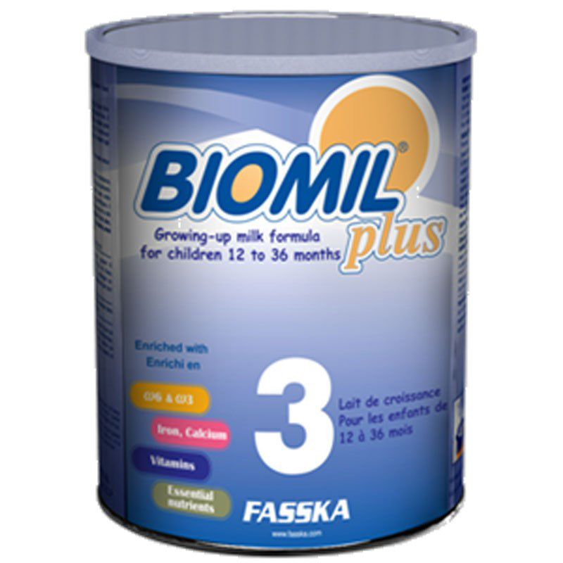 Sua Biomil Plus so 3 (800g)