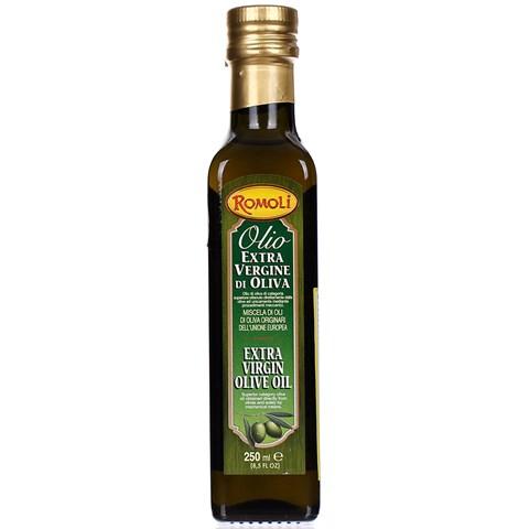 Dau Olive sieu nguyen chat Romoli 250ml