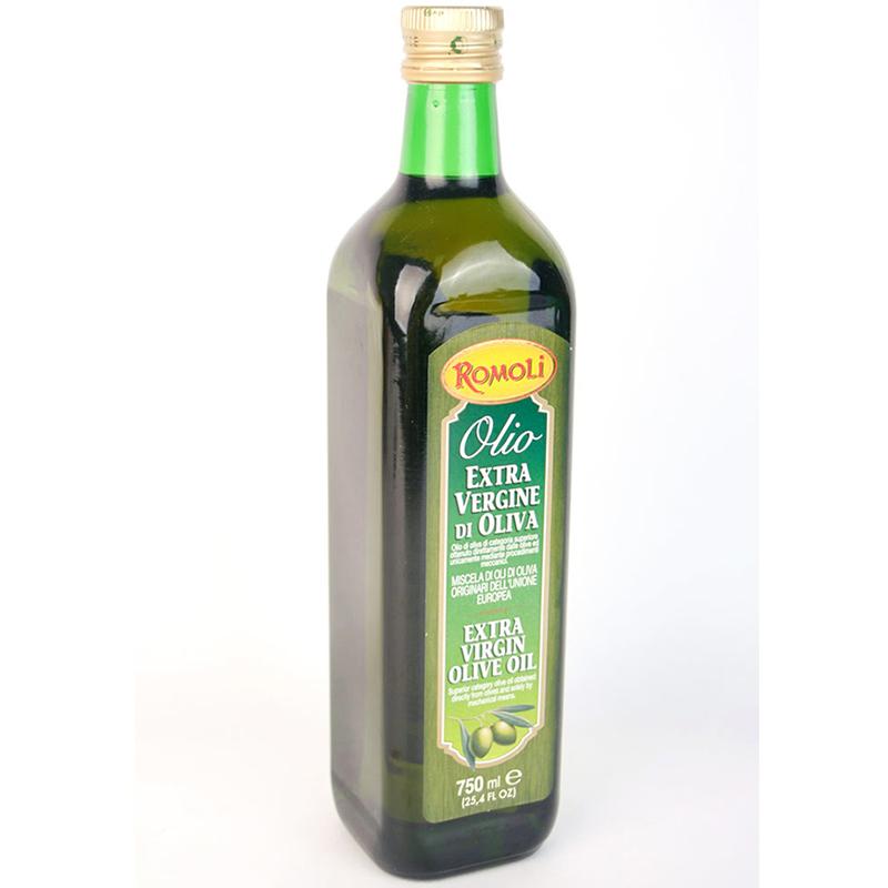 Dau Olive sieu nguyen chat Romoli 750ml