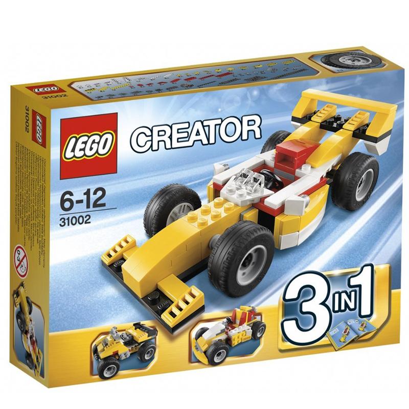 Do choi LEGO Creator 31002 Xep hinh Xe Dua