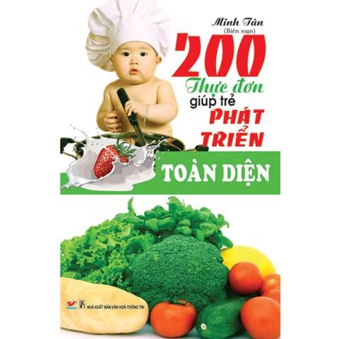 200 thuc don giup tre phat trien