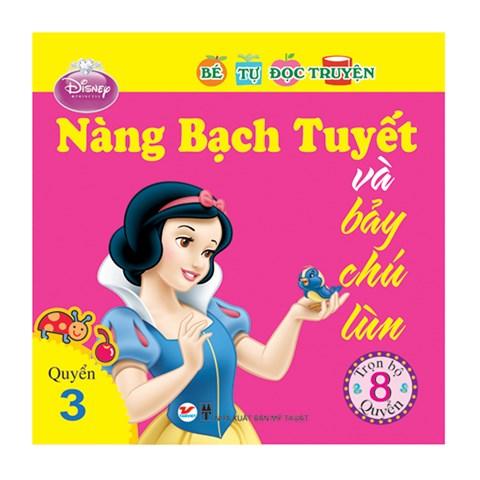 Be tu doc truyen - Nang Bach Tuyet va bay chu lun