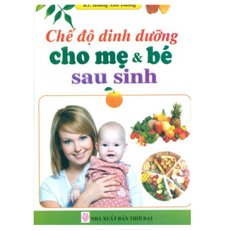 Che do dinh duong cho me va be sau sinh