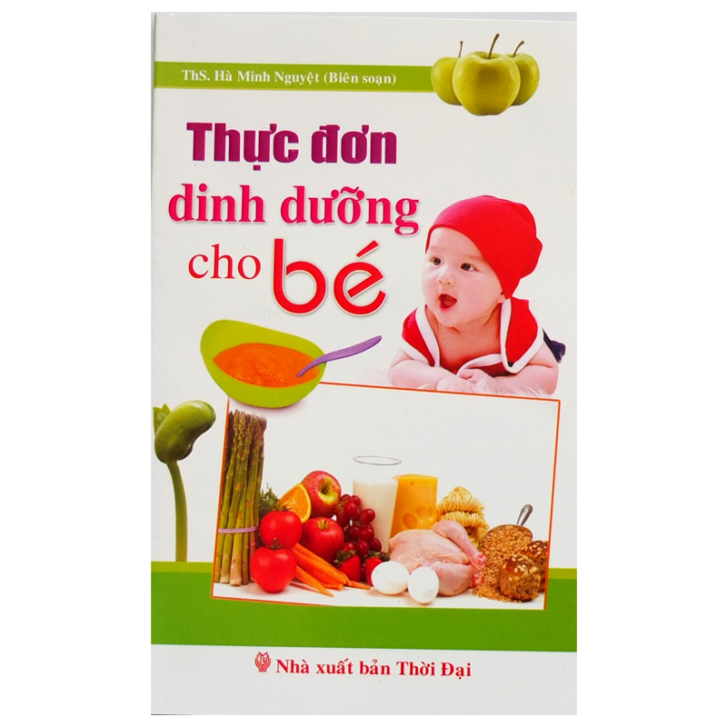 Thuc don dinh duong cho be