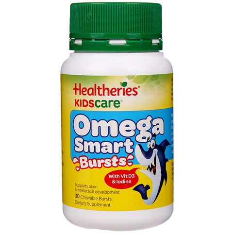 Vitamin Healtheries Kidscare Omega