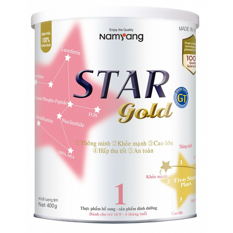 Sua Star Gold 400g so 1