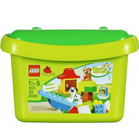 Do choi LEGO 4624–Thung gach Duplo