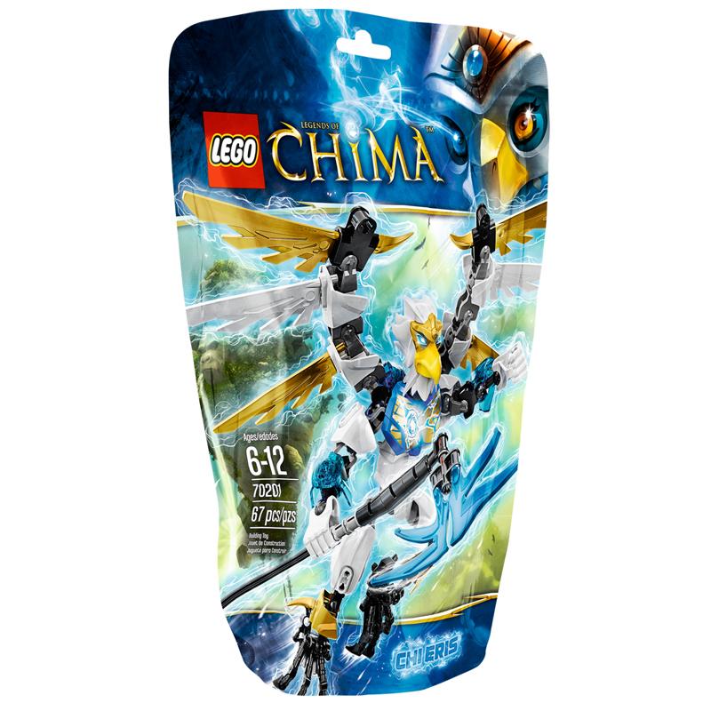 Do choi LEGO chima 70201 - Xep hinh Chi Eris V29