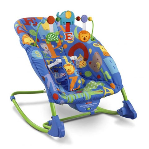 Ghe rung Fisher Price V2559 (T4201)