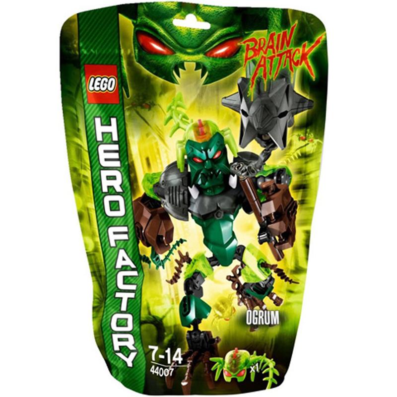 LEGO 44007 xep hinh Hero Factory Orgum