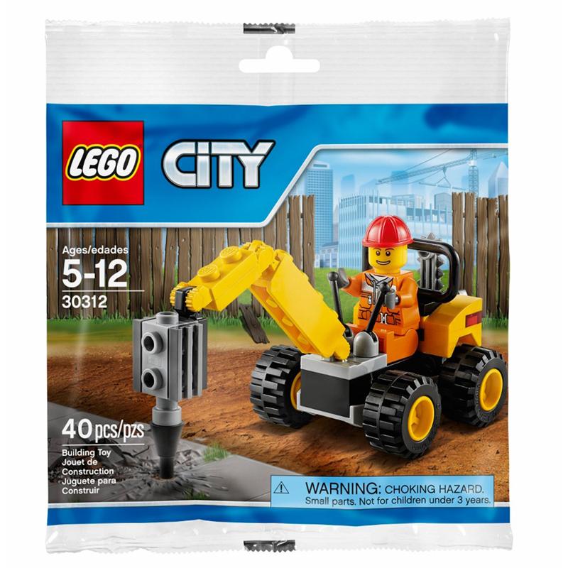 LEGO City - Thao do xay dung 30312
