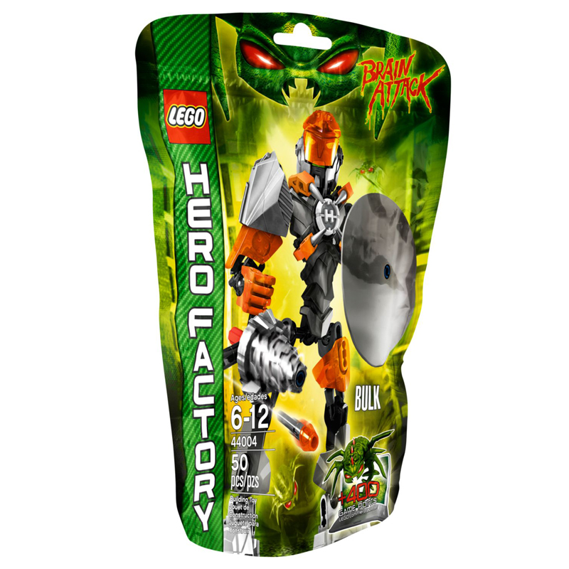LEGO Hero Factory 44004 Brain Attack Bulk