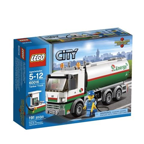 Do choi LEGO City 60016 - Xep hinh xe bon