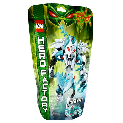 LEGO 44011 Hero Factory - Xep hinh anh hung FROST BEAST V29