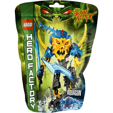 LEGO 44013 Hero Factory - Xep hinh anh hung AQUAGON V29