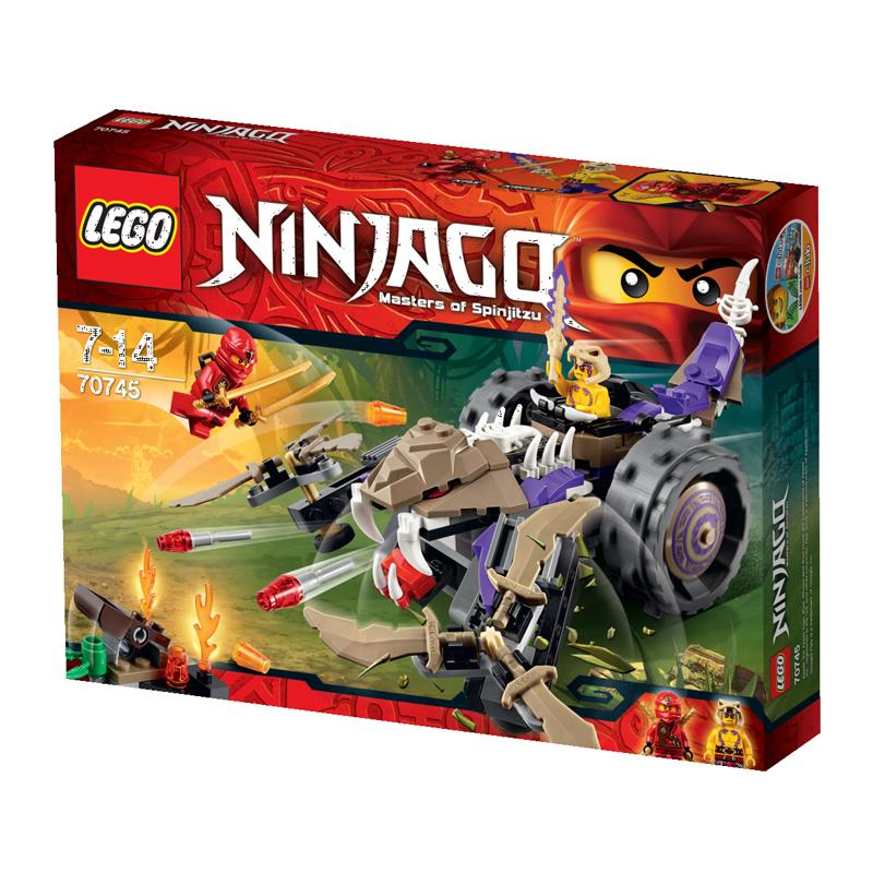 LEGO Ninjago - May nghien doc xa 70745