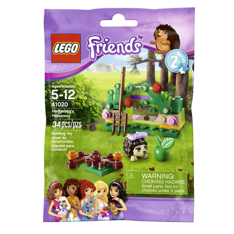 Do choi LEGO Friends 41020 Xep Hinh Hang Nhim