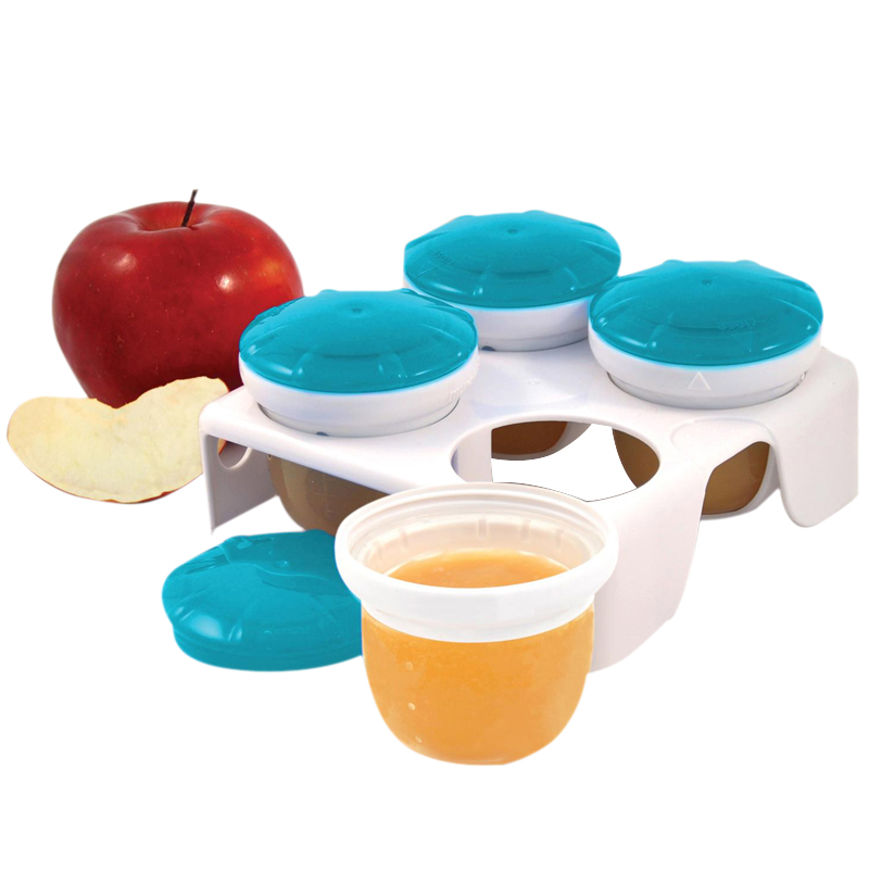 Bo do de tru dong Munchkin Fresh Food Freezer Cups