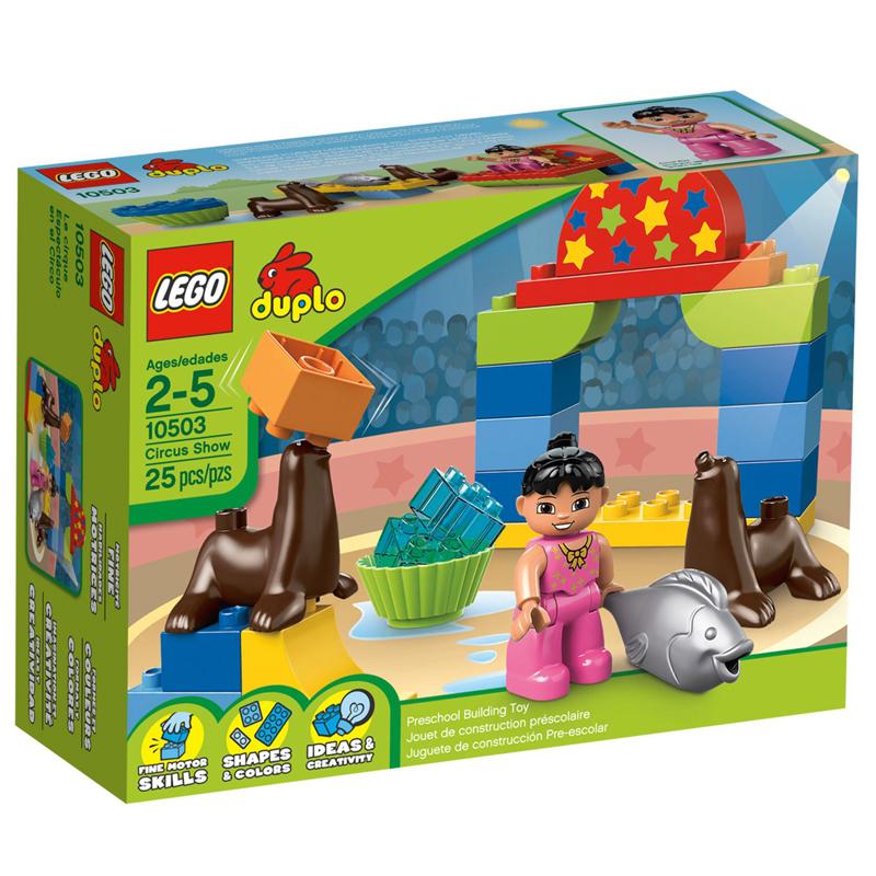 LEGO Duplo 10503 Do choi xep hinh buoi trinh dien xiec
