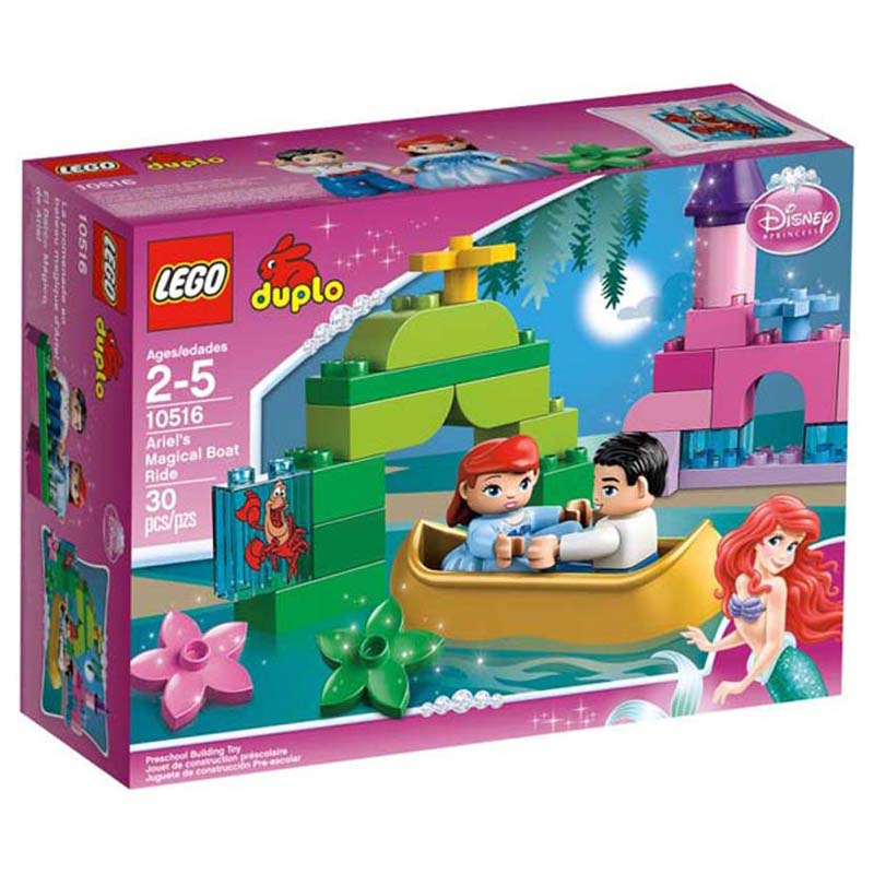 Do choi Lego 10516 - Nang Tien Ca Du Ngoan Tren Song