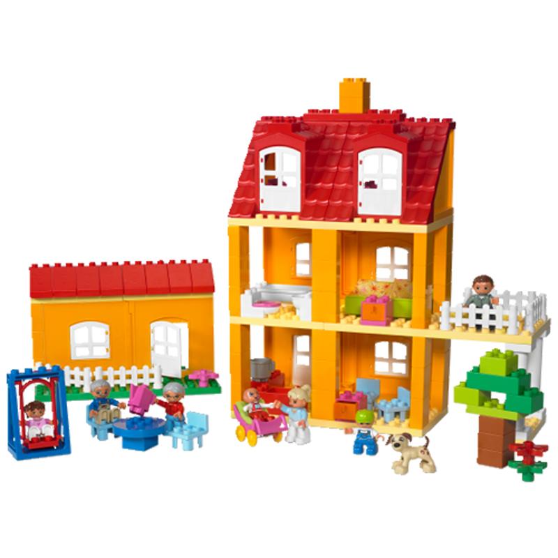 Do choi Lego Education 9091 - Bo nha em