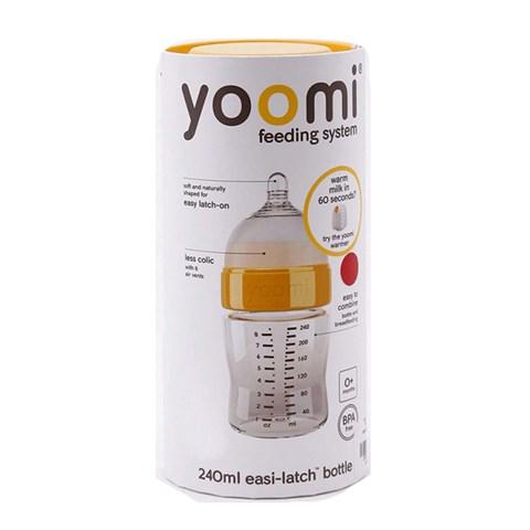 Binh sua Yoomi 240ml