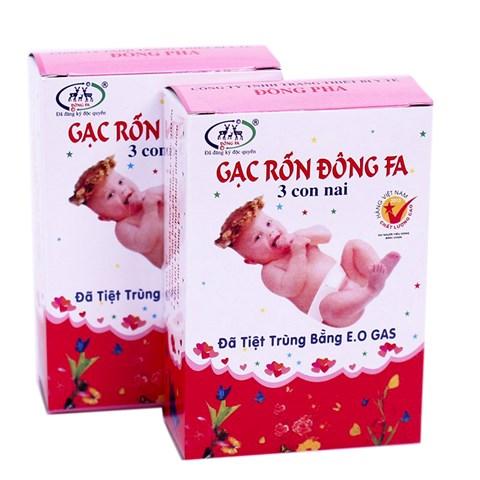Bang ron Dong Pha cho tre so sinh