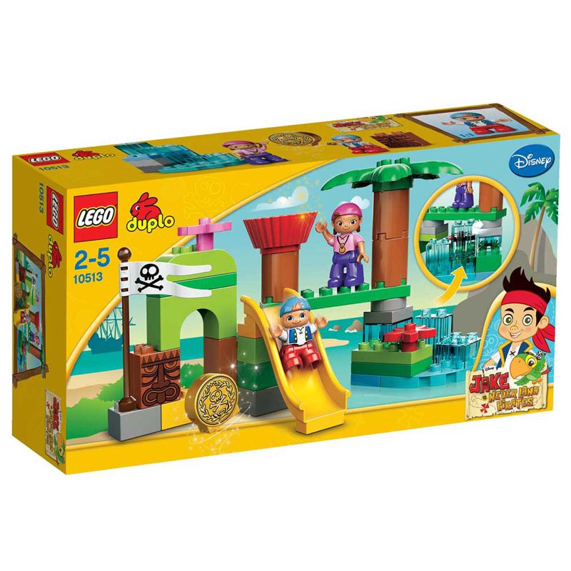 Do choi LEGO 10513 - Xep hinh Hon Dao Huyen Bi