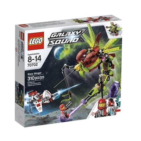 Do choi LEGO 70702  xep hinh Space Warp Stinger