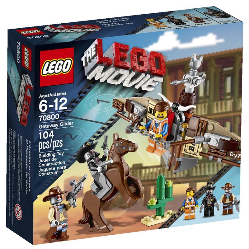 Do choi Lego 70800 - Getaway Glider