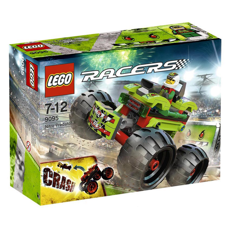 Do choi LEGO 9095 Nitro Predator