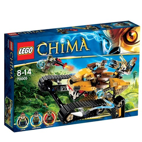 Do choi LEGO chima 70005 xep hinh  Laval's Royal Fighte