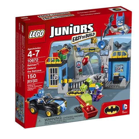 Do choi Lego Juniors 10672 - Bao ve hang doi