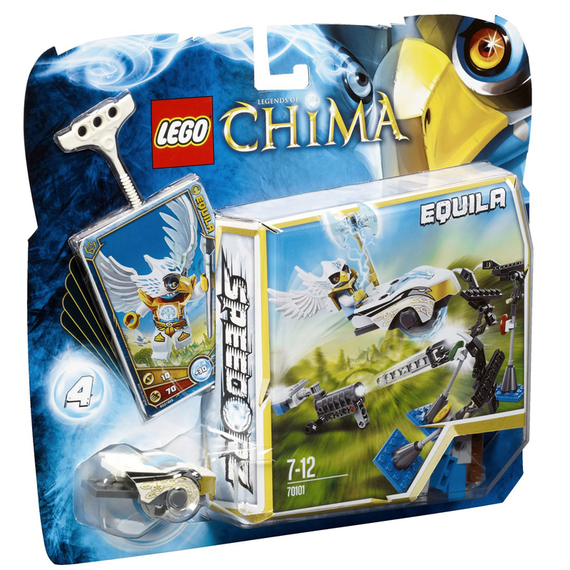 Do choi LEGO 70101 xep hinh Target Practice Equila Speedor