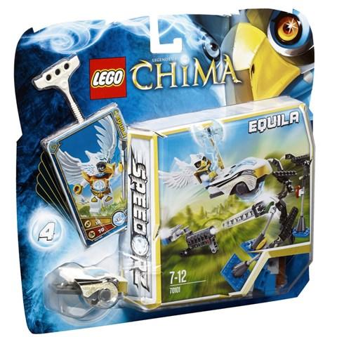 Do choi LEGO 70101 xep hinh Target Practice Equila Speedor