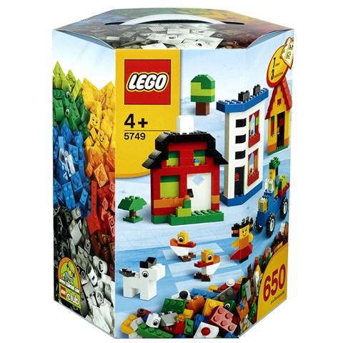 LEGO 5749 Bricks and More - Bo lap rap sang tao