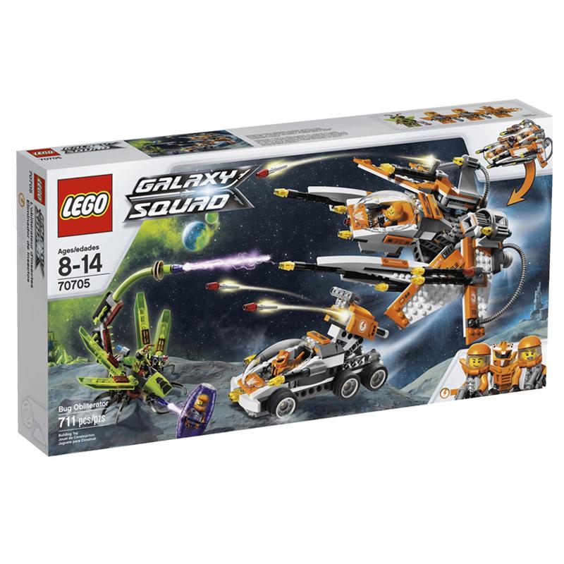 LEGO 70705 xep hinh  Space Bug Obliterator