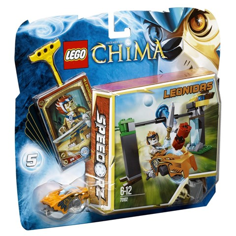 LEGO Chima 70102 xep hinh Chi Waterfall