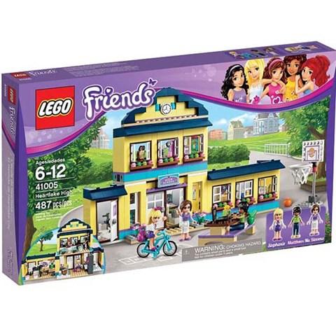 Lego Friends 41005 - Truong Nang Khieu Thanh Pho