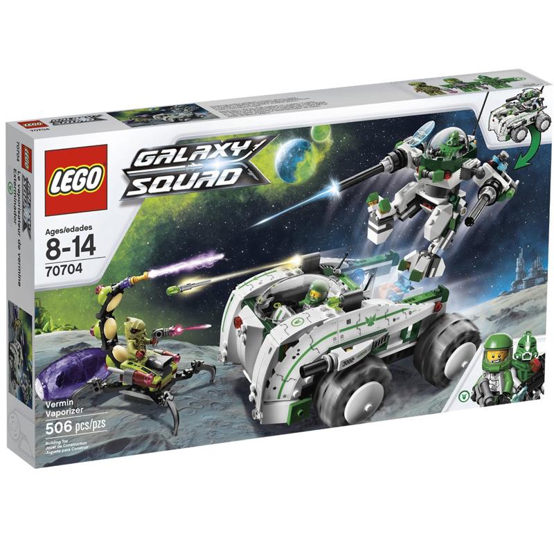 LEGO Galaxy Squad 70704 Vermin Vaporizer