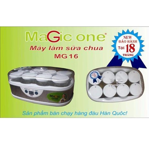 May lam sua chua Magic one MG-16