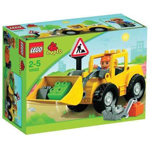 LEGO Duplo 10520 - Do choi xep hinh xe xuc lon