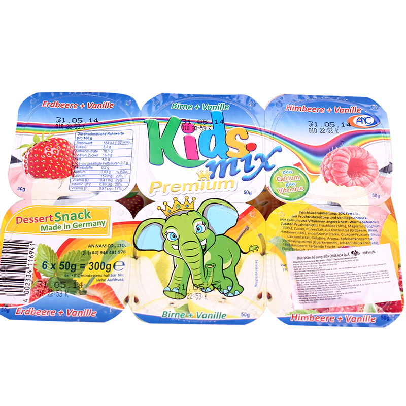 Sua chua Kids Premium