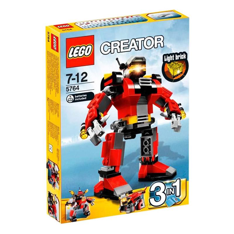 Do choi LEGO 5764 xep hinh 3 trong 1 Rescue Robot V29