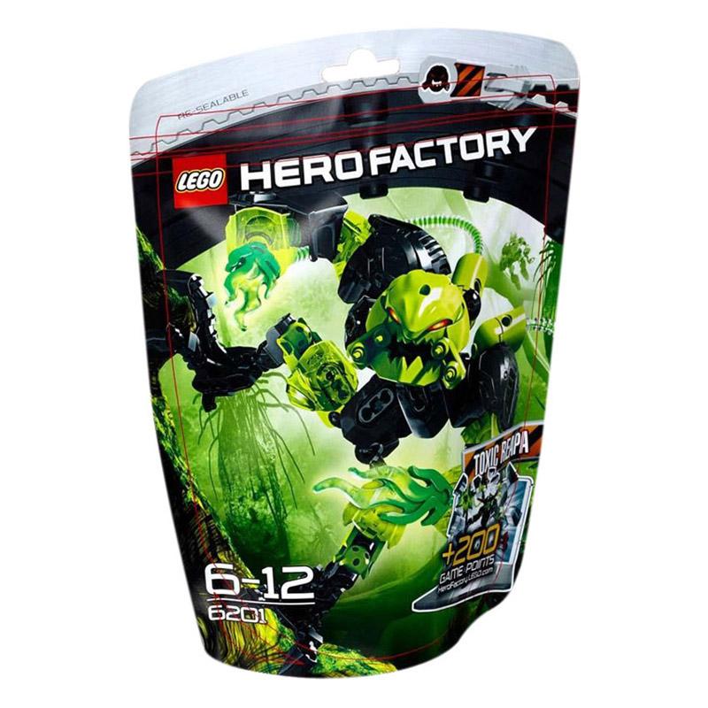 Do choi LEGO 6201 xep hinh Toxic Reapa