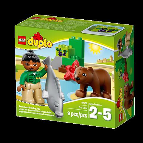 Do choi Lego Duplo 10576 - Bac si so thu